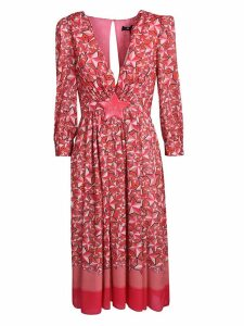 Elisabetta Franchi Celyn B. Star Print Dress