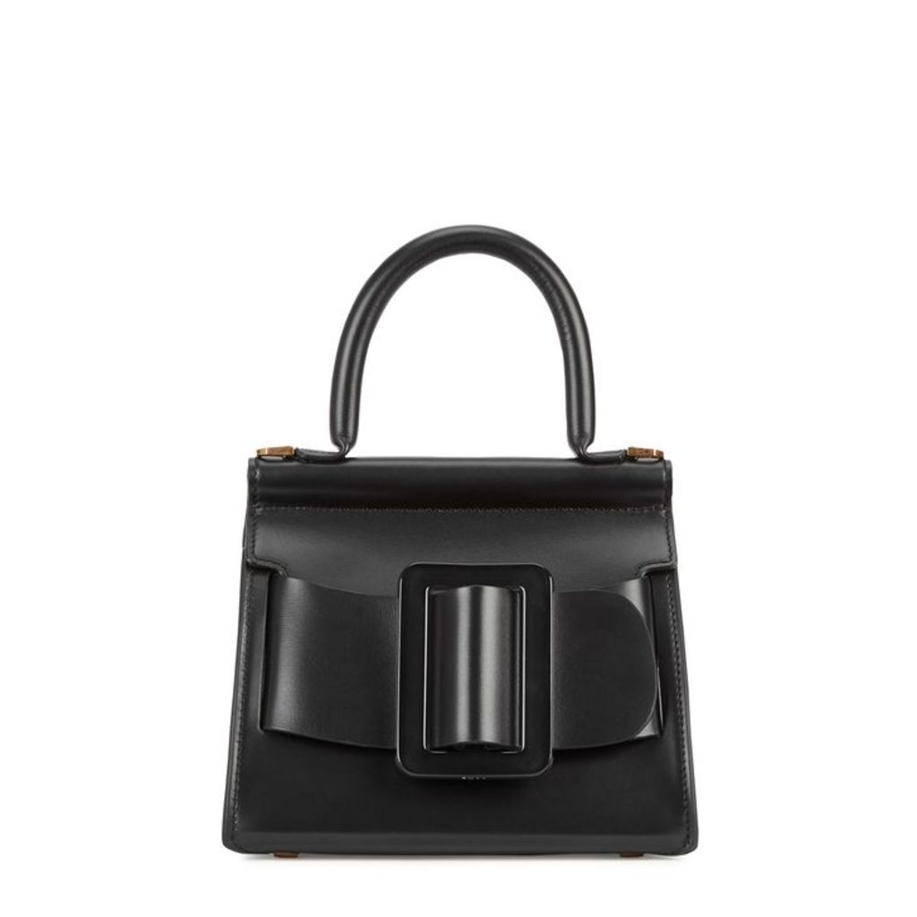 Boyy Karl 19 Black Leather Cross-body Bag