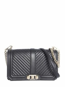 Rebecca Minkoff Love Chevron Quilted Bag