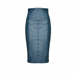 Libelula - Long Beach Dress - Tropical Silk Print