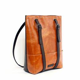 Libelula - Long Beach Dress Big Leaf Print