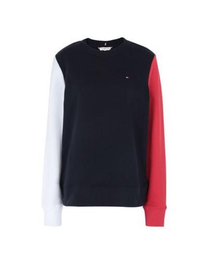 TOMMY HILFIGER TOPWEAR Sweatshirts Women on YOOX.COM