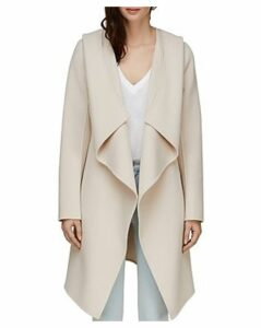 Soia & Kyo Exaggerated Shawl Collar Coat