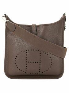 Hermès Pre-Owned Evelyne PM shoulder bag - Brown