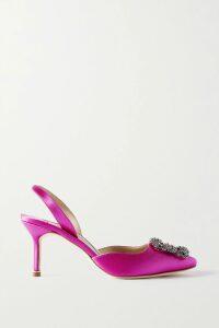 Dolce & Gabbana - Double-breasted Wool-blend Blazer - White