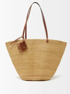 Lanvin - Ruffled Silk Satin Dress - Womens - Pink Multi