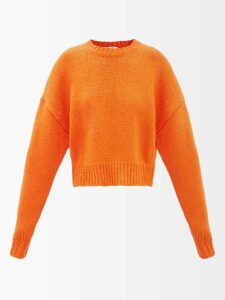 Vika Gazinskaya - Faux Leather Trench Coat - Womens - Beige