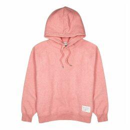 Acne Studios Rose Hooded Cotton Sweatshirt