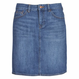 Esprit  VITIRI  women's Skirt in Blue