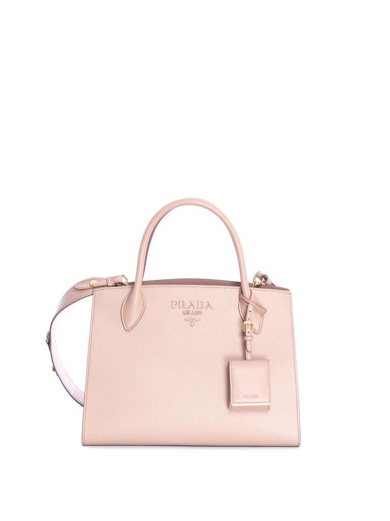 Prada Prada Monochrome Handle Bag