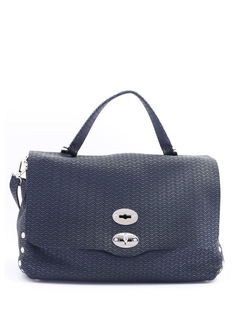 Zanellato Postina Bag M Blue