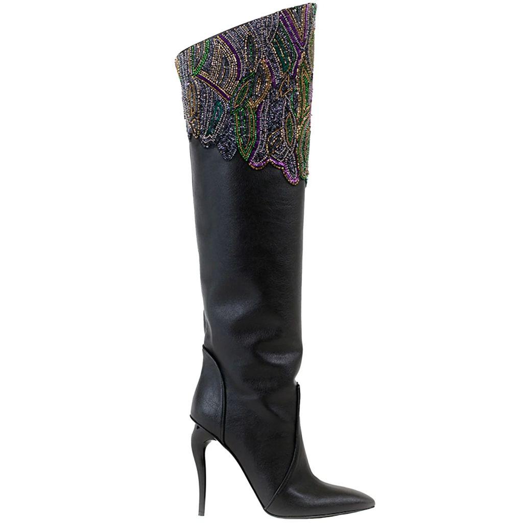 Betsy & Floss - Antibes Circular Basket Bag