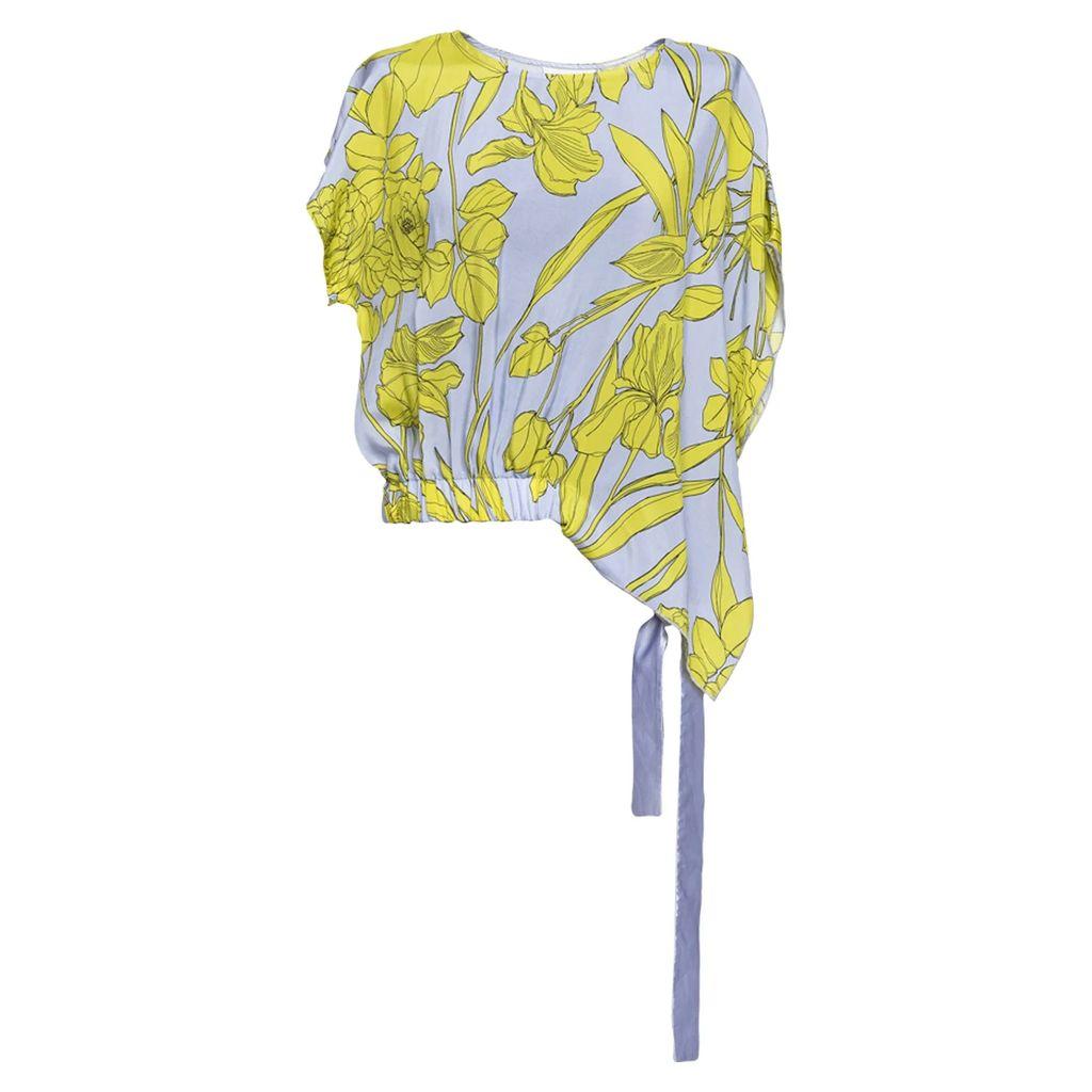 NOOKI DESIGN - Tiana Blouse - Mimosa Blossom