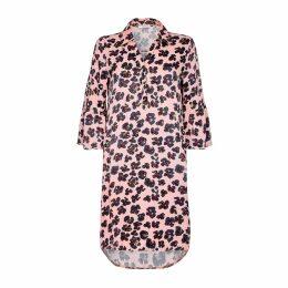 NOOKI DESIGN - Luca Dress - Pink Leopard
