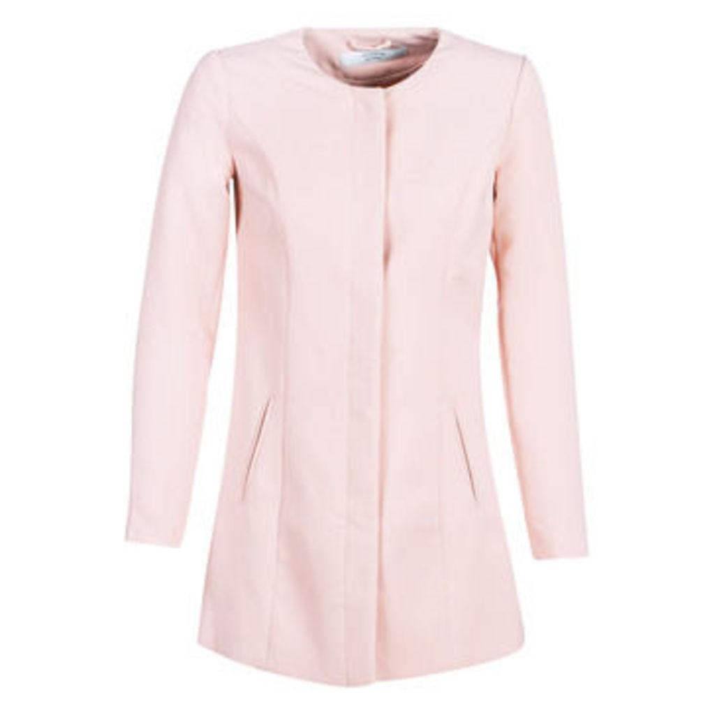 JDY  JDYNEW  women's Coat in Pink