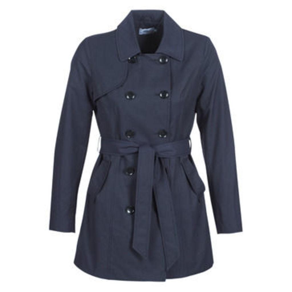 Only  ONLMADDIE  women's Coat in Blue