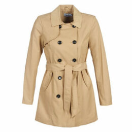 Only  ONLMADDIE  women's Coat in Beige