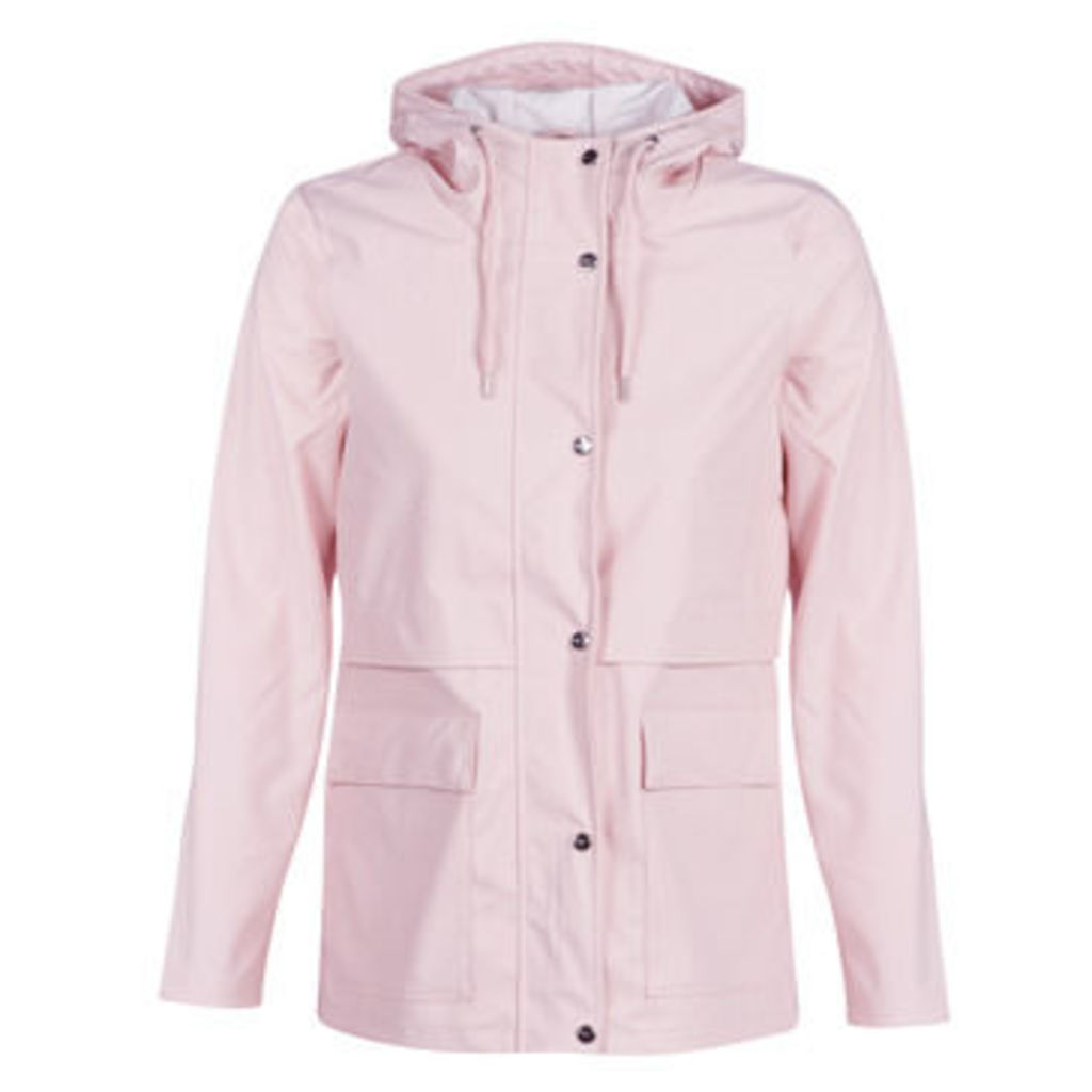 Only  ONLTRAIN  women's Parka in Pink