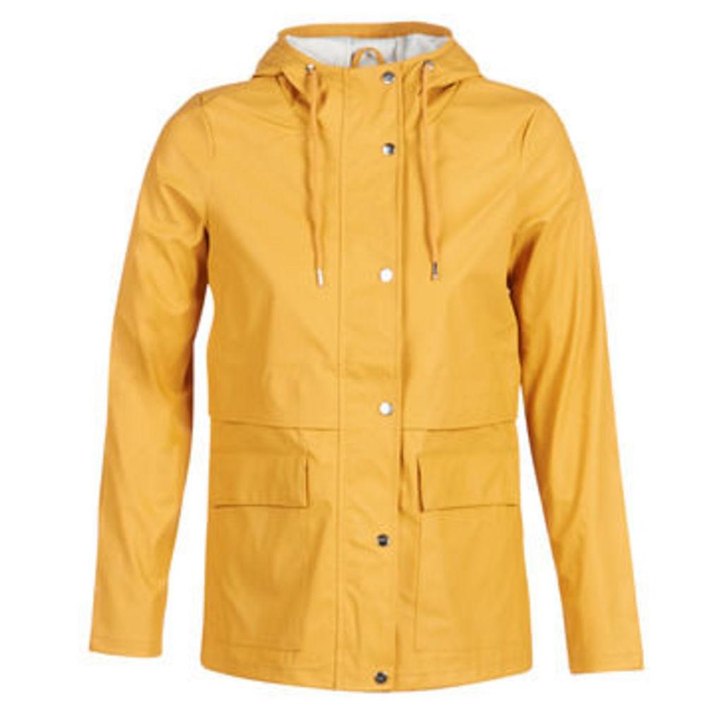 Only  ONLTRAIN  women's Parka in Yellow