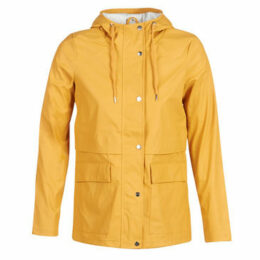 Only  ONLTRAIN  women's Parka in Yellow
