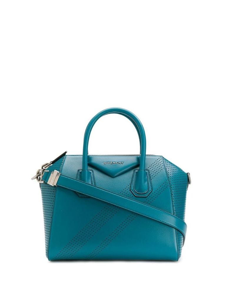 Givenchy small Antigona tote - Blue