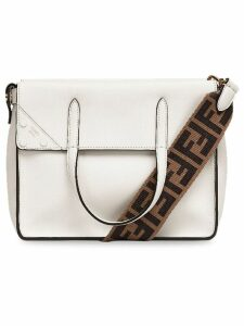 Fendi Fendi Flip small handbag - White