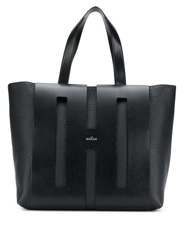 Hogan Bi-Bag tote - Black
