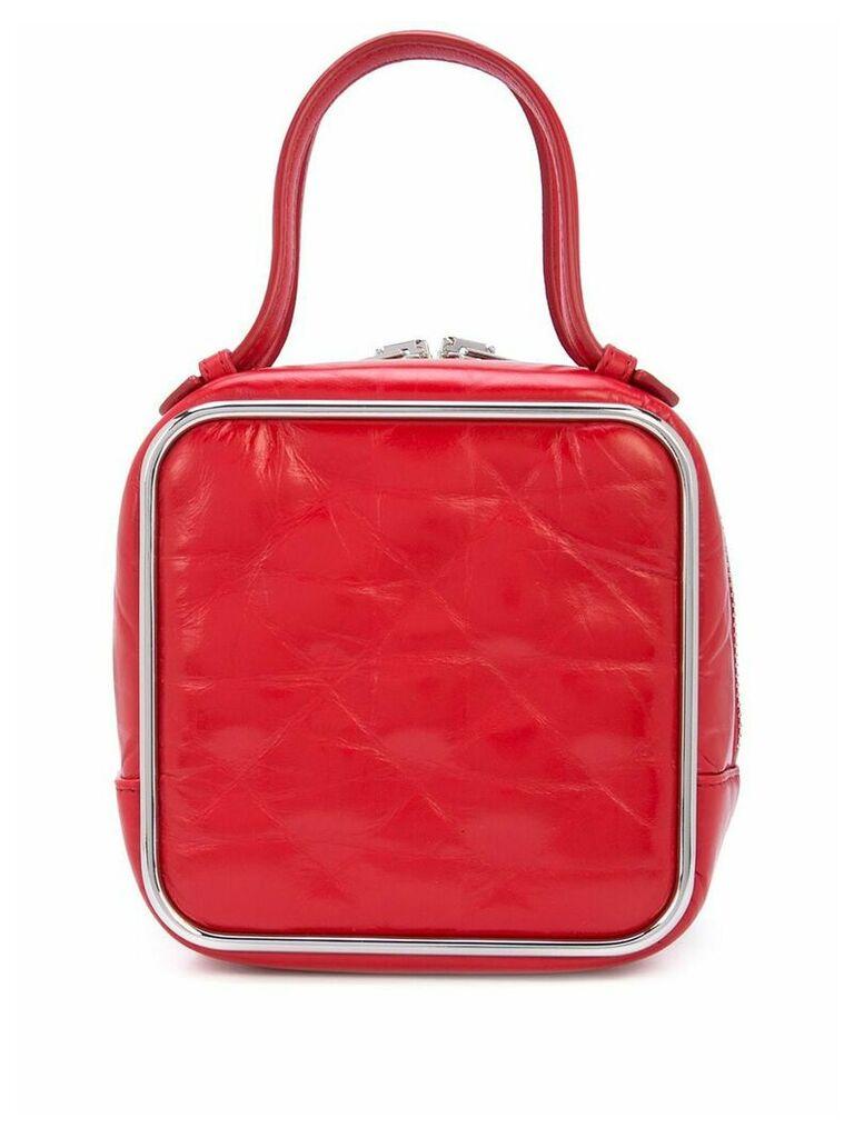 Alexander Wang Halo quilted handbag - Red