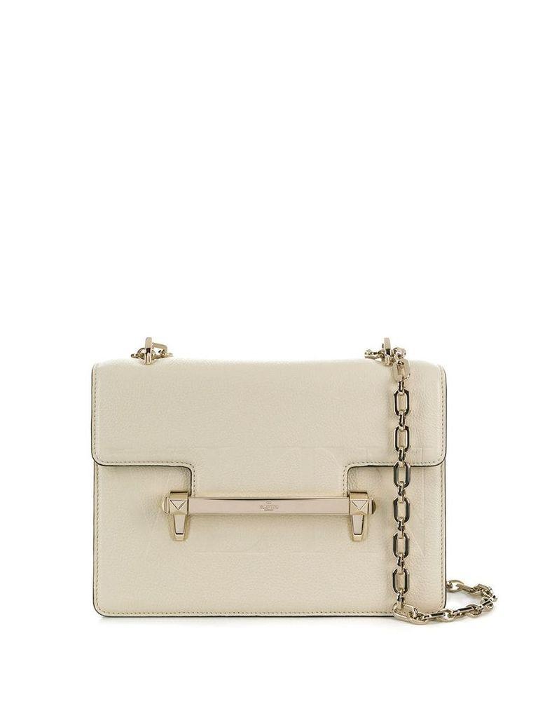 Valentino Valentino Garavani Uptown shoulder bag - White