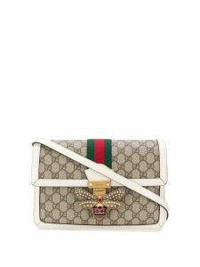 Gucci Queen Margaret GG Supreme medium shoulder bag - White