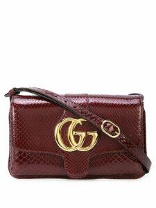 Gucci GG Marmont shoulder bag - Red
