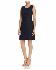 Tory Burch Sleeveless Linen Dress
