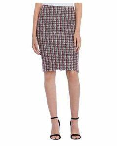Bailey 44 Laissez-Faire Boucle Pencil Skirt