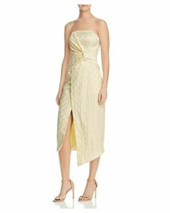 C/Meo Collective Elate Strapless Dress