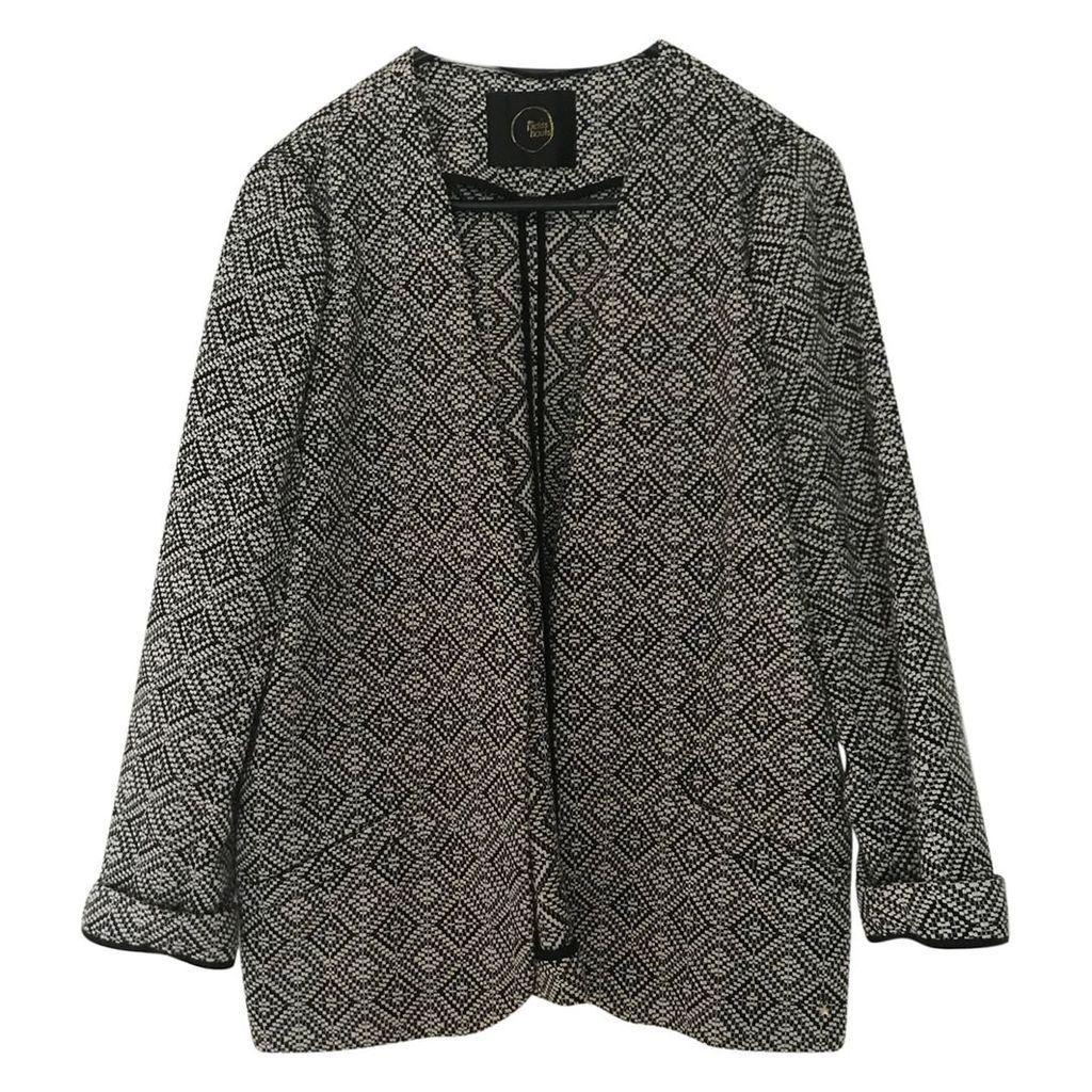 Anthracite Cotton Jacket