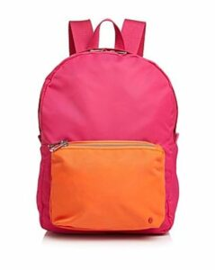 State Lorimier Mini Color-Block Backpack