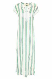 Tory Burch Striped Caftan