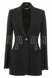 Alexander McQueen Lace-up Blazer