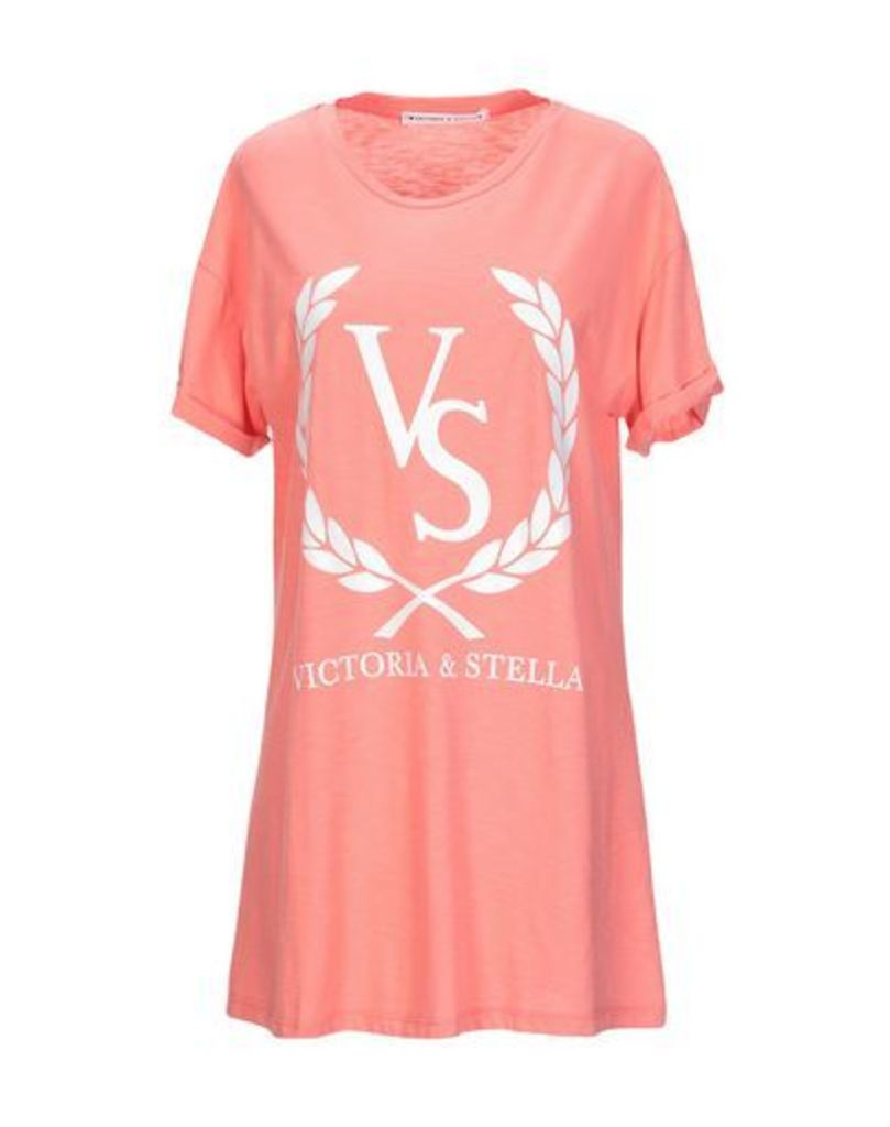 VICTORIA & STELLA TOPWEAR T-shirts Women on YOOX.COM