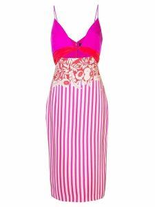 Cushnie Robyn dress - Red
