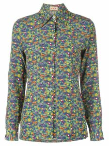 Lhd monkey print shirt - Multicolour