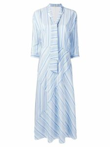 Nina Ricci striped dress - Blue
