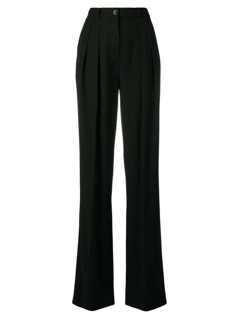 Nina Ricci high-waisted skirt - Black