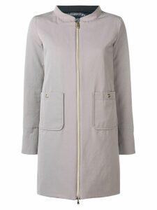 Herno padded interior jacket - Grey