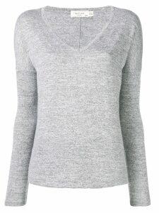 Rag & Bone V-neck jumper - Grey