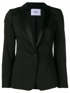 Dondup single button blazer - Black