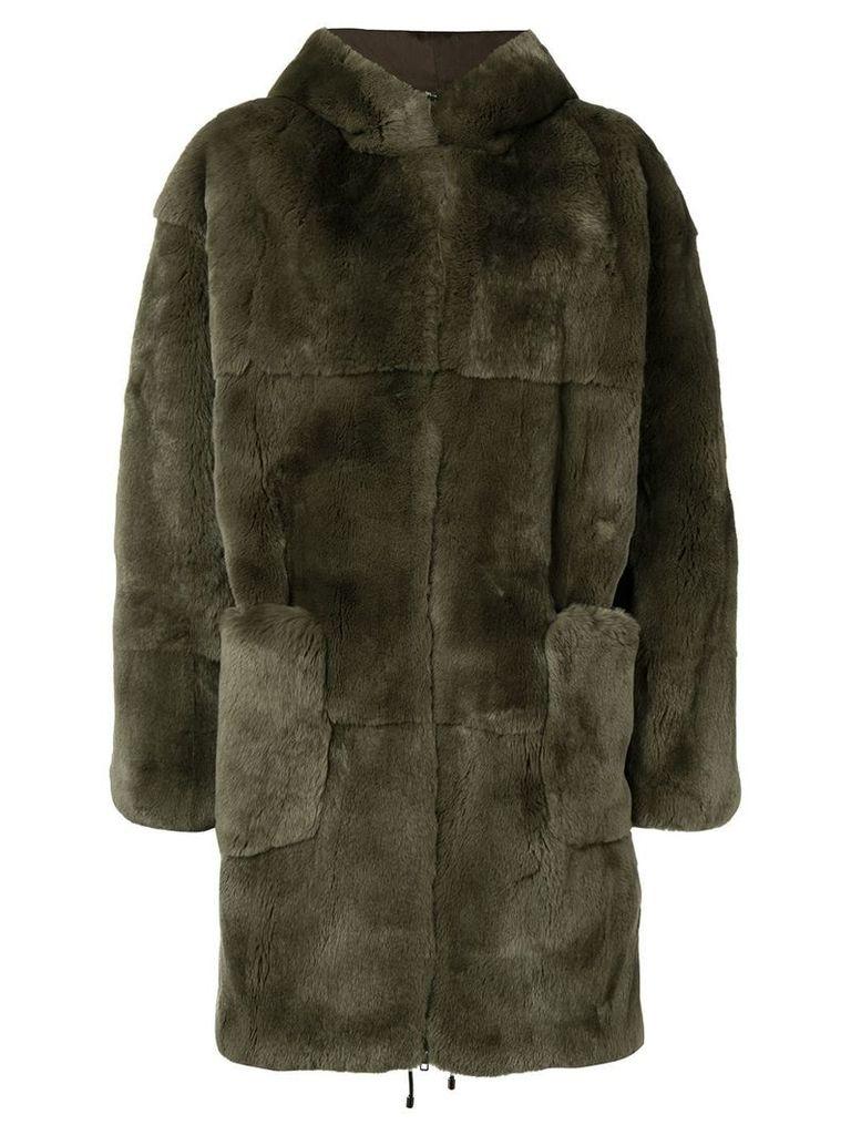 Liska Pallas coat - Green