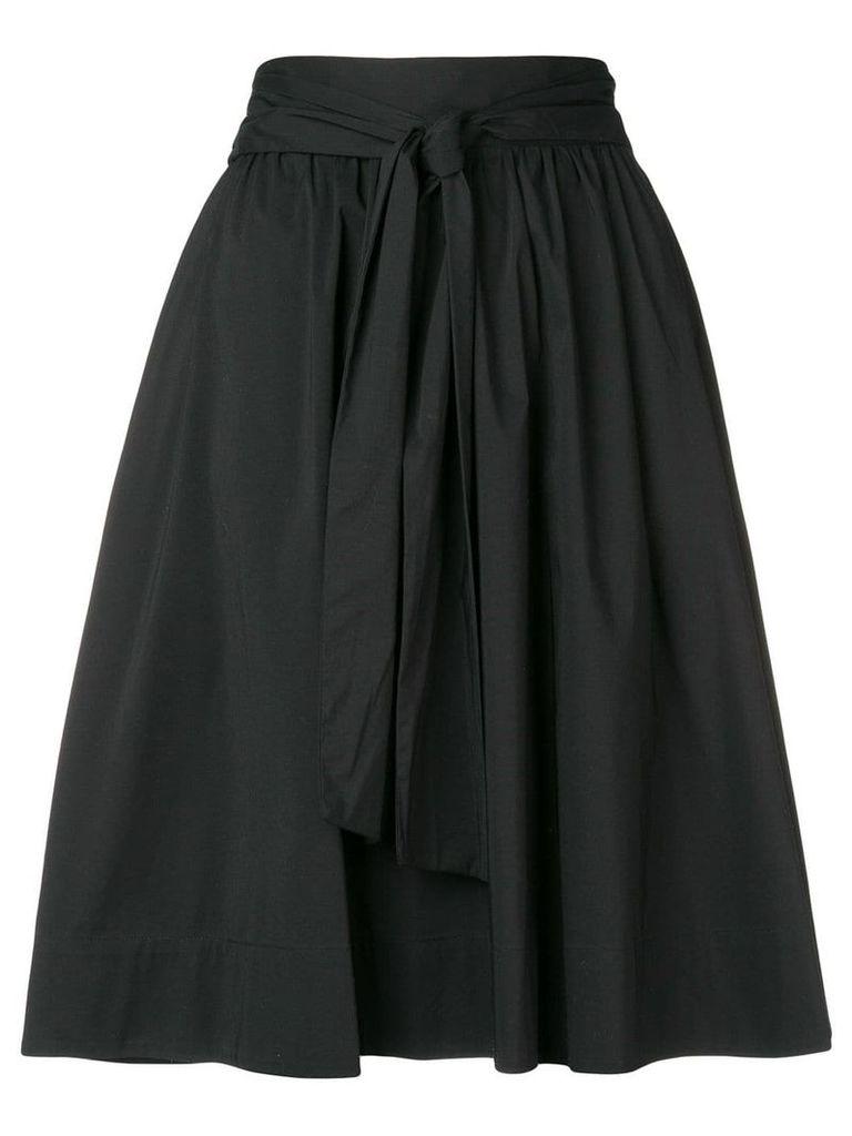 Steffen Schraut high-waisted skirt - Black