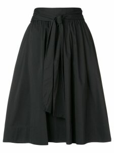 Steffen Schraut high-waisted skirt - Black