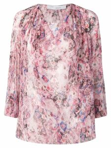 Iro ipomea floral blouse - Pink